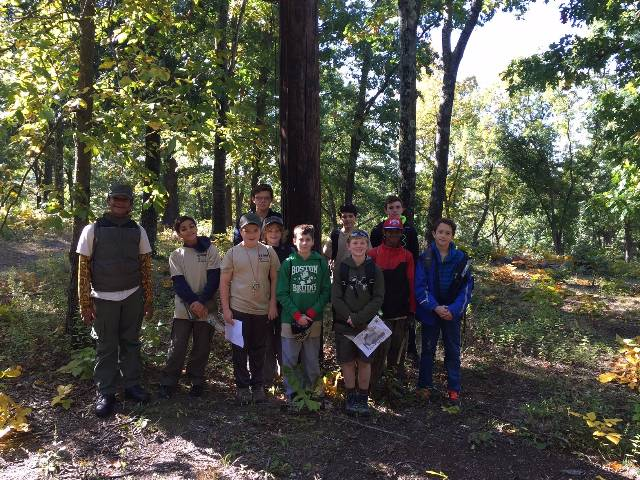 Wier Hill Requirements Hike