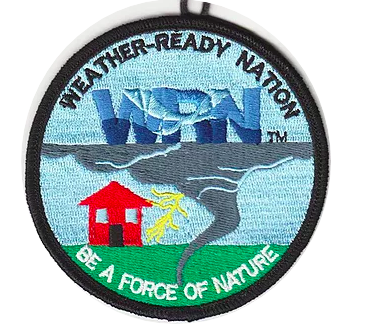 Weather Ready Nation Patch